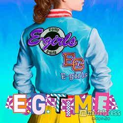 E-girls ニューアルバム「E.G.TIME」(2015年1月1日発売)TYPE5:CD