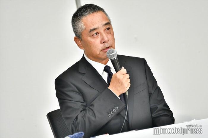 副 社長 藤原 吉本