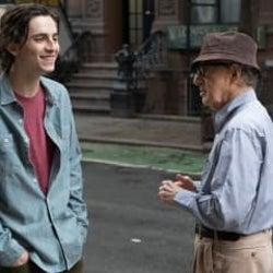 名匠ウディ・アレン監督がコロナ禍のいまのニューヨークを語る