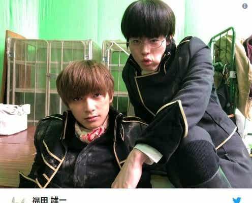菅田将暉&吉沢亮、「一番カッコいい顔」の2ショットが公開される ファン一斉に「ありがとうございます!!!」
