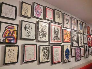 アニエスベー 青山店2階で日本初のアートギャラリー開催
