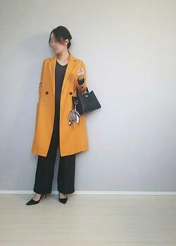 「チェスターコート」の下には何を着る? 印象をガラリと変えるインナー別コーデ♡