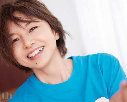 山口智子が語る27歳の頃といま、「人生は歳をとってからの方が、断然楽しい」