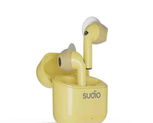 スウェーデンのイヤホン「スーディオ・ニーオ」 夏限定色レモン発売