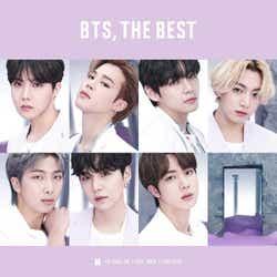 BTS「BTS, THE BEST」UNIVERSAL MUSIC STORE限定盤 (提供写真)