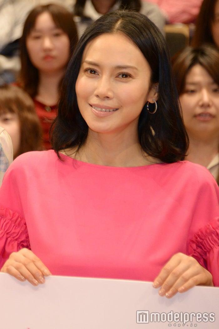 『私結婚できないんじゃなくて、しないんです』主演の中谷美紀(C)モデルプレス