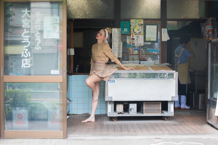 「Social Apartment by the Press」イメージ(提供写真)