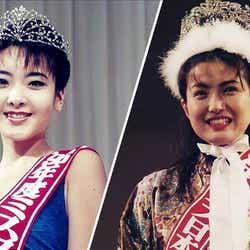 西川史子(左)