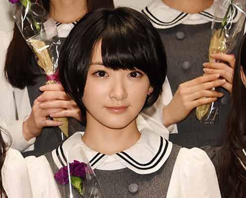 乃木坂46生駒里奈、7作ぶりのセンターに「怖い」胸中を告白
