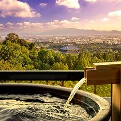 「アンドホテル 奈良若草山」世界遺産を望む露天風呂や客室を完備