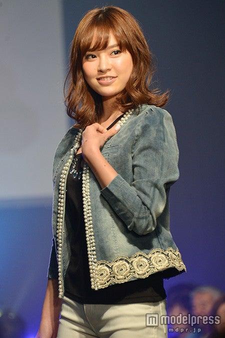 松田栞 (C)モデルプレス