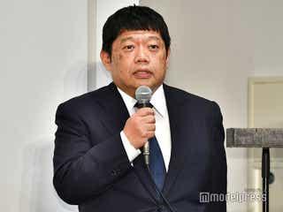 吉本興業「静観する」発言を否定 藤原寛副社長が説明