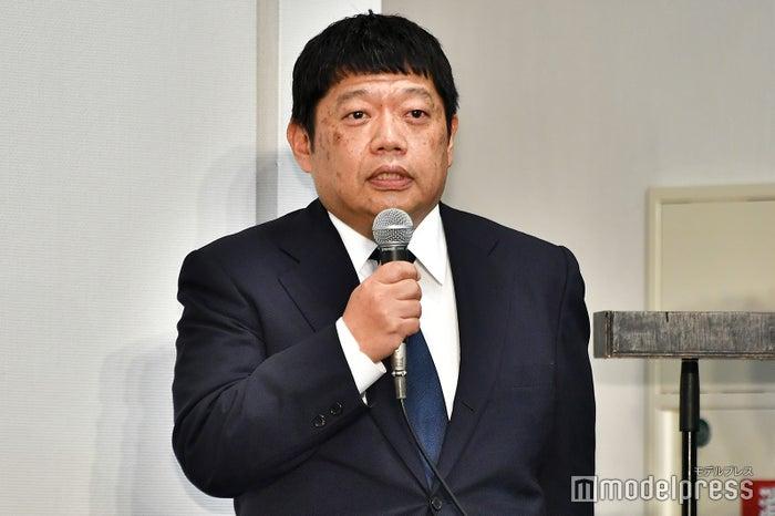 藤原寛副社長 (C)モデルプレス