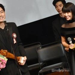 成田凌「褒められているのか、けなされているのか…」 岸井ゆきのと「愛がなんだ」コンビでW受賞<第11回TAMA映画賞>