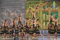 Hey! Say! JUMP、最終リハでも見事な大技披露 後輩の成長に嵐・櫻井翔「大人になった」<紅白リハ最終日>