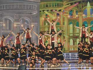 【紅白リハ最終日/写真特集】Hey! Say! JUMP、リトグリ、あいみょんら通しリハーサルに続々登場「第69回NHK紅白歌合戦」