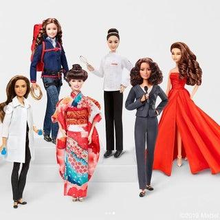 黒柳徹子・大坂なおみがバービー人形に 「国際女性デー」世界で活躍する女性20人に選出