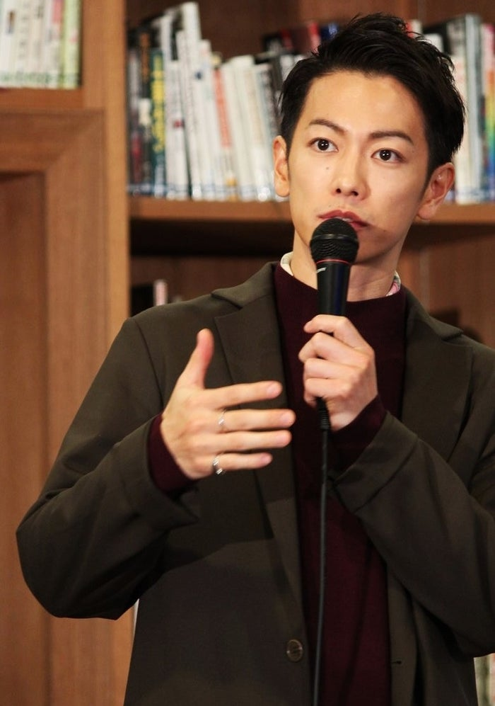 佐藤健 (画像提供:所属事務所)