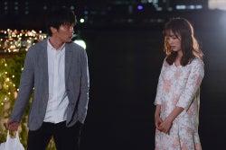 田中圭&内田理央「おっさんずラブ」裏話披露 「誰と付き合いたい?」副音声で回答