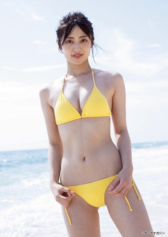 奥山かずさ(C)佐藤裕之/ヤングマガジン
