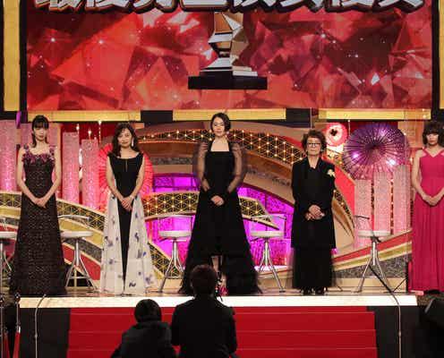 小松菜奈、菅田将暉は「何をやっても受け入れてくれる」3度共演で信頼感<第44回日本アカデミー賞>