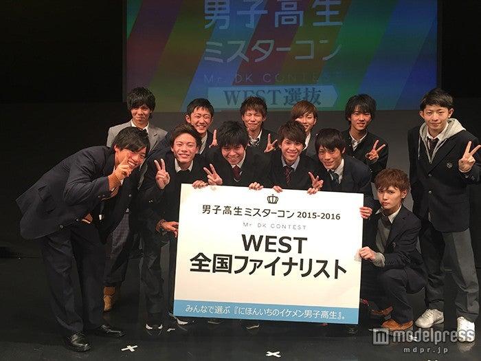 <西日本エリア予選/全国ファイナリスト12人>