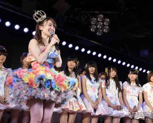 卒業・大島優子 AKB48最後の瞬間を追う「私、絶対ファンの顔と名前忘れない」<写真特集/セットリスト>