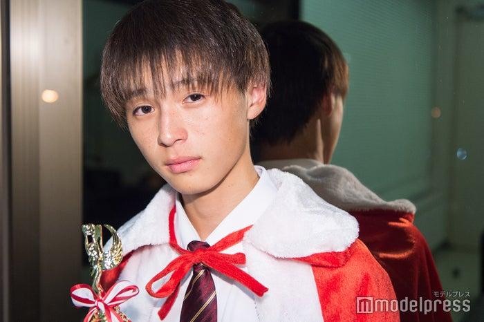 「高一ミスターコン2019」準グランプリ・早川隆勢くん(C)モデルプレス