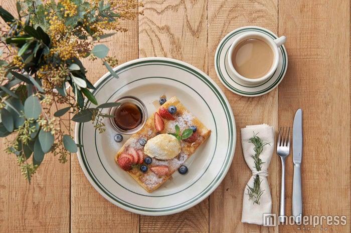 デザート類は750円~/画像提供:カフェ・カンパニー