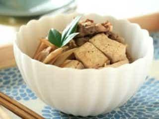フライパンで簡単!すき焼き風「肉豆腐」の作り方