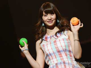 AKB48永尾まりや、卒業を電撃発表 モデルとしても活躍