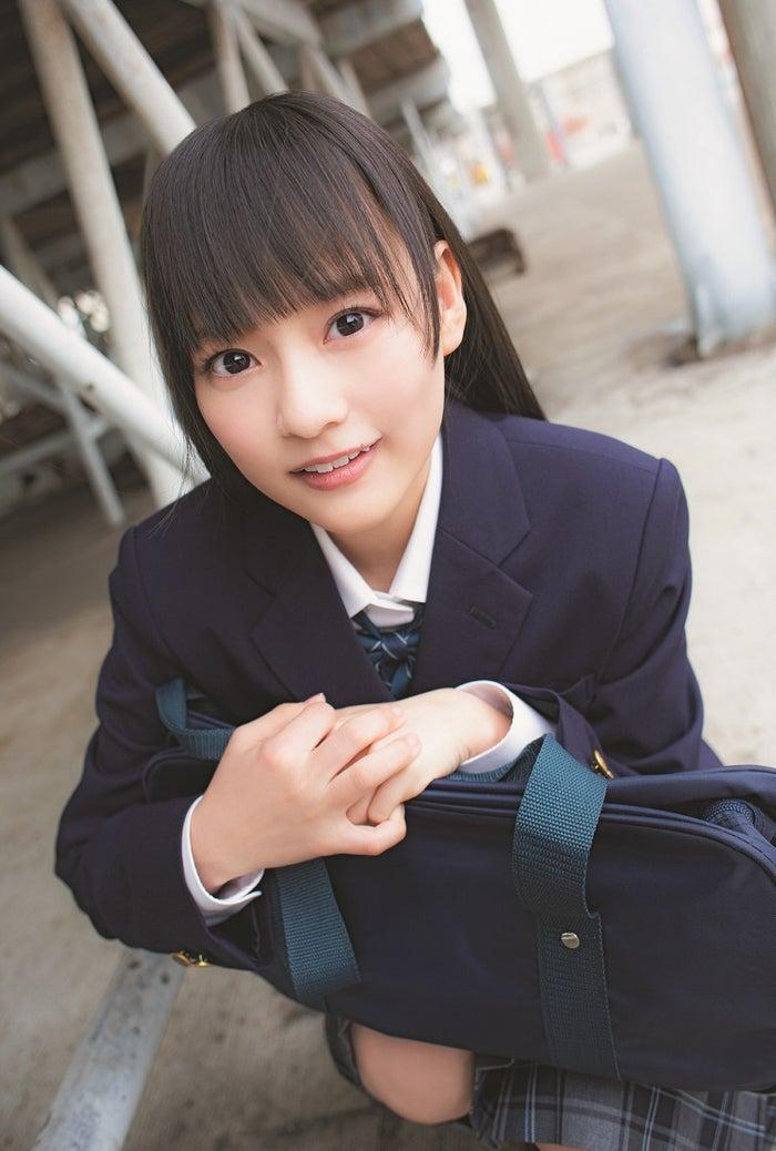=LOVE・齊藤なぎさ(画像提供:東京ニュース通信社)