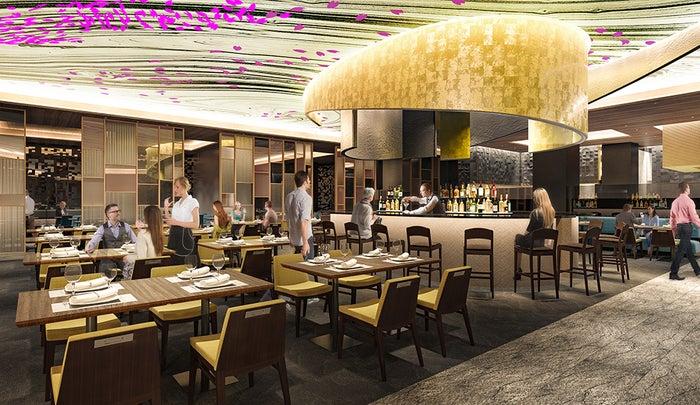 「ヴィラフォンテーヌ グランドホテル」レストラン/画像提供:住友不動産