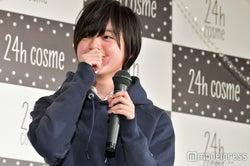 欅坂46平手友梨奈・新CM撮影秘話「天才なんじゃないかと思いました」