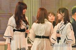 梅澤美波、山下美月/「第69回NHK紅白歌合戦」 (C)モデルプレス