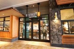 本日オープン!ワンランク上のグルメを集結した「ザ・ストリート」がインターナショナル・マーケット・プレイスに登場