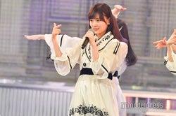 山下美月/「第69回NHK紅白歌合戦」 (C)モデルプレス