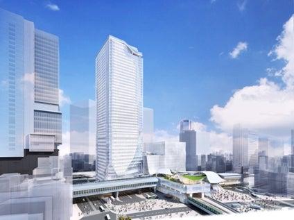 渋谷エリア最高230mの新商業施設「渋谷スクランブルスクエア」2019年開業へ/画像提供:東急電鉄