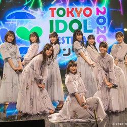 乃木坂46・4期生、新メンバー含む16人で初パフォーマンス「TIF2020」<セットリスト>