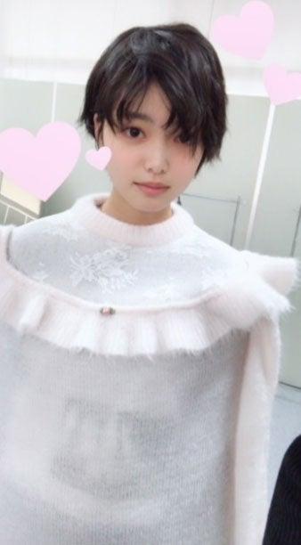 上村莉菜の私服を着た平手友梨奈/上村莉菜オフィシャルブログより