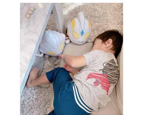 辻希美、3日間のワンオペ育児で助かった三男の様子「疲労度も精神的にも違う」