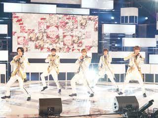 "King & Prince「24時間テレビ」にサプライズ出演で「シンデレラガール」披露 ""ご本人登場""にネット驚き"