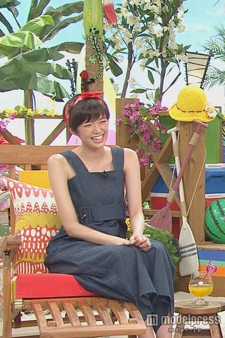 番組にゲスト出演した佐藤栞里/画像提供:TBS
