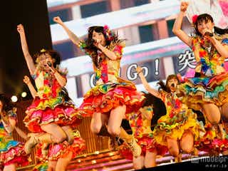 SKE48、選抜メンバー発表で涙