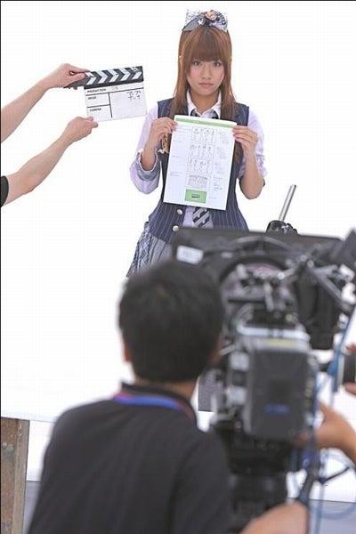 キャンペーン告知CMに出演するAKB48高橋みなみ (C)AKS