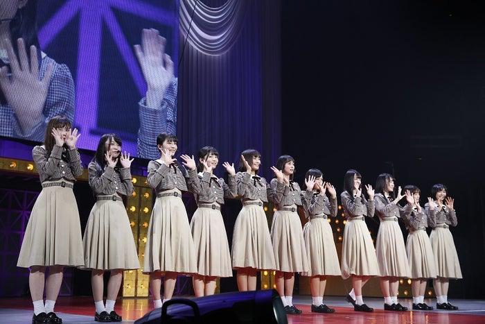 """乃木坂46""""4期生お見立て会""""(提供写真)"""
