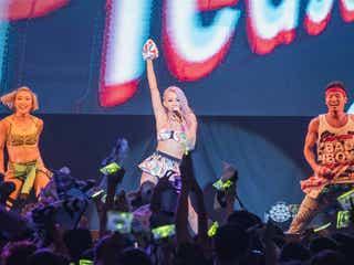 倖田來未、3年連続4回目となる台湾公演開催