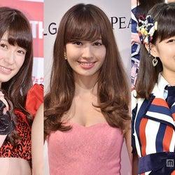 """AKB48グループ""""ぷるるんリップ""""No.1を発表 「唇界の頂点」「キスしたい」と絶賛の嵐"""