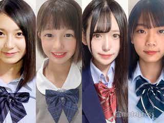 【中間速報】「JCミスコン2020」西日本Aブロック、暫定上位4人を発表<日本一かわいい女子中学生>