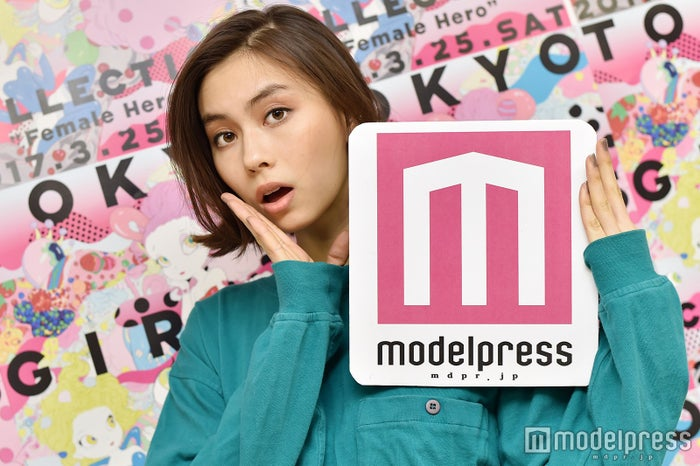 モデルプレスのインタビューに応じたローレンサイ(C)モデルプレス